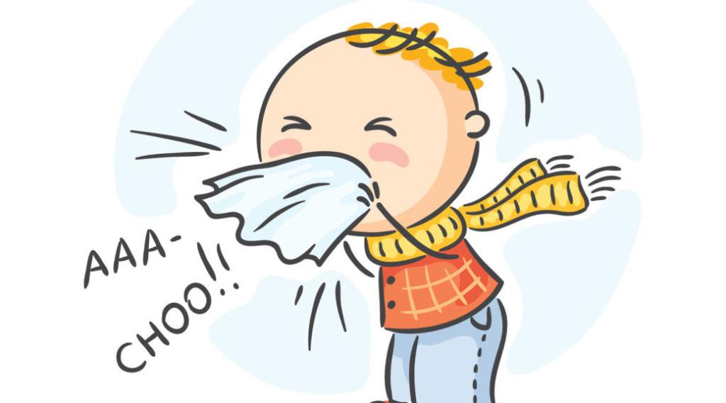 Gripa – tjedan 3.