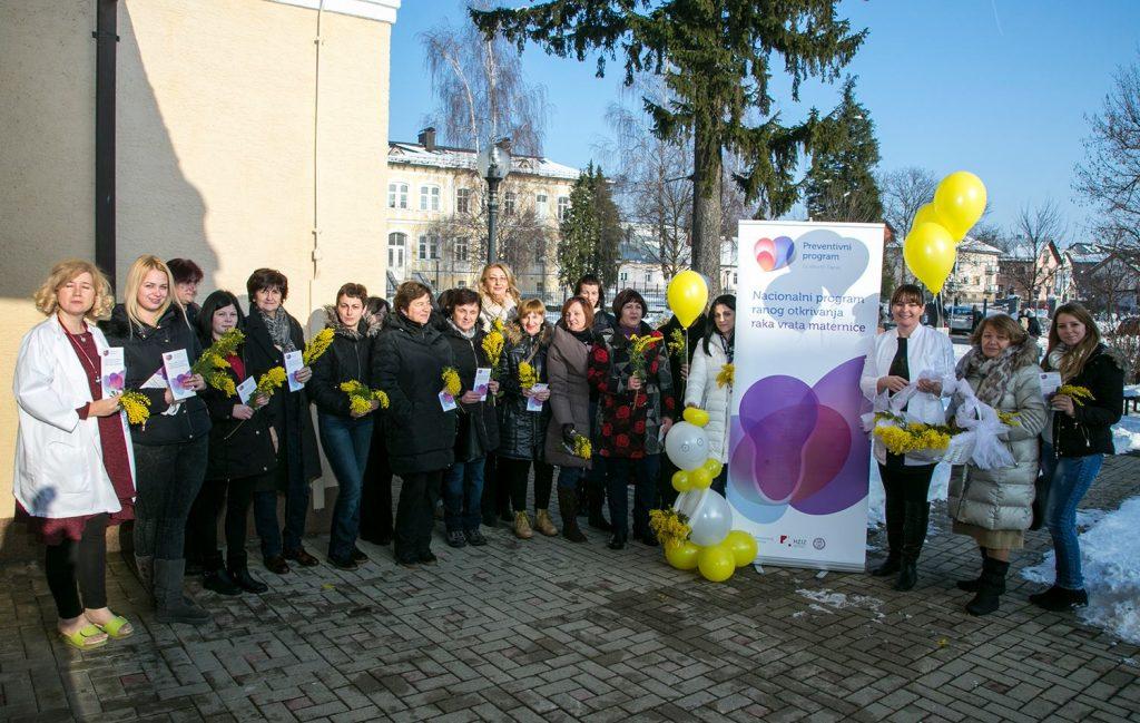 11. Dan mimoza i Nacionalni dan borbe protiv raka vrata maternice