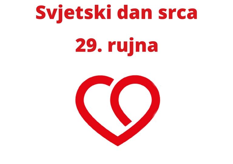 """Javnozdravstvena akcija """" Moje srce, Tvoje srce""""."""