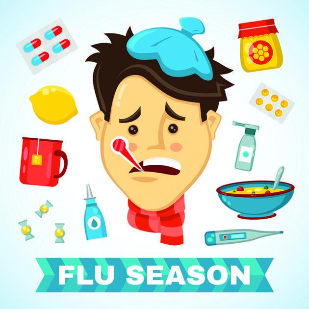 Gripa sezona 2019./2020. – 6. tjedan 2020