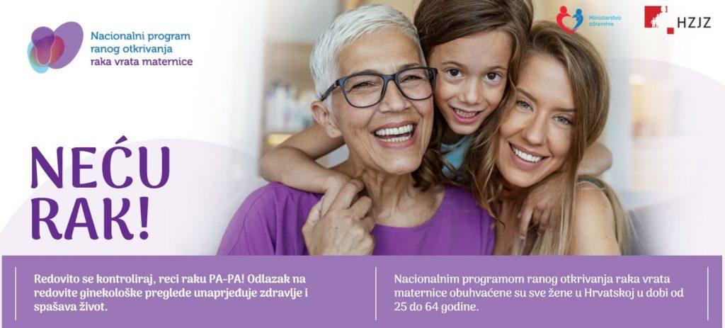 Tjedan prevencije raka vrata maternice 2021.