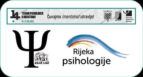 """NAJAVA: Uskoro obilježavamo """"Tjedan psihologije u Hrvatskoj"""" i sudjelujemo u """"Rijeci psihologije"""""""