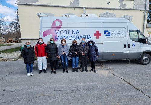NPP ranog otkrivanja raka dojki –     početak sedmog ciklusa